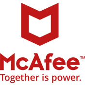 Mcafee: 3 websites, <br>Thousands of pages, <br>automation, software <br>Antivirus Software UI graphic design